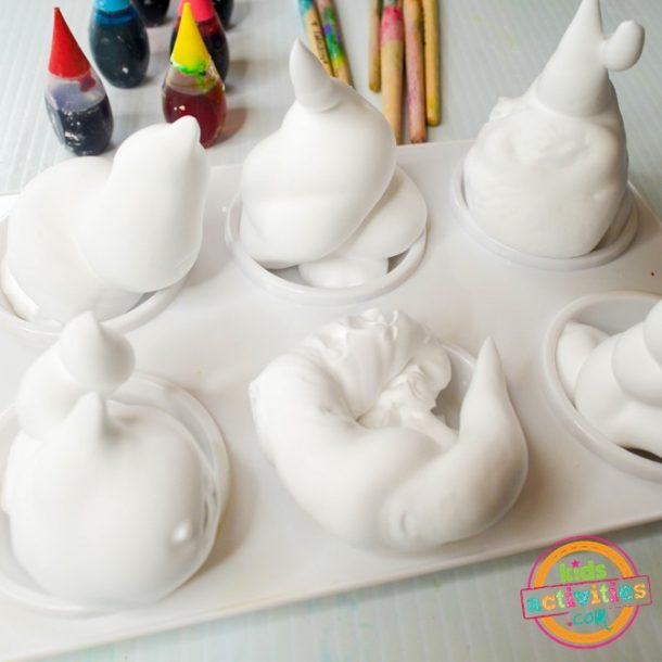 Bathtub Paint kids activities craft paint