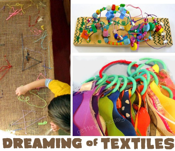 Dreaming of textiles