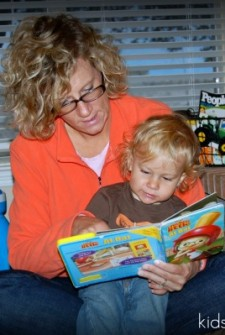 Parent + Child + Reading = Our Club