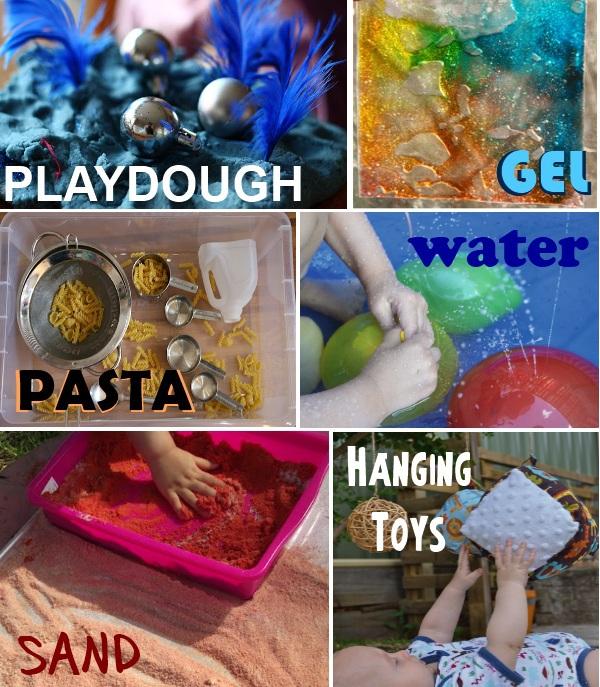 Sensory Development activities
