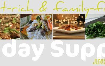 Supper ideas