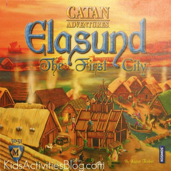 elasund board game box