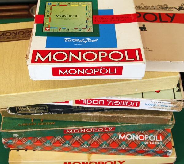 best board games monopoly sets