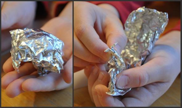 foil ring box