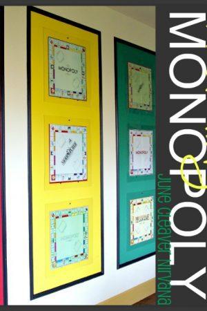 framing monopoly sets