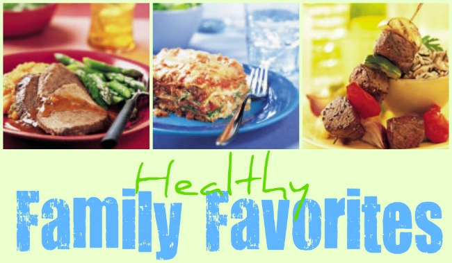 TX Beef Healthy Family Favorites