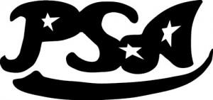 Plano Sports Authority logo - PSA