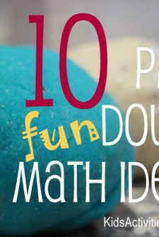 Play with Math… through PlayDoh