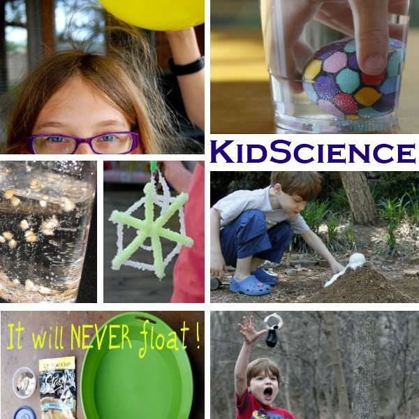 20 Fun Science Experiments For Kids