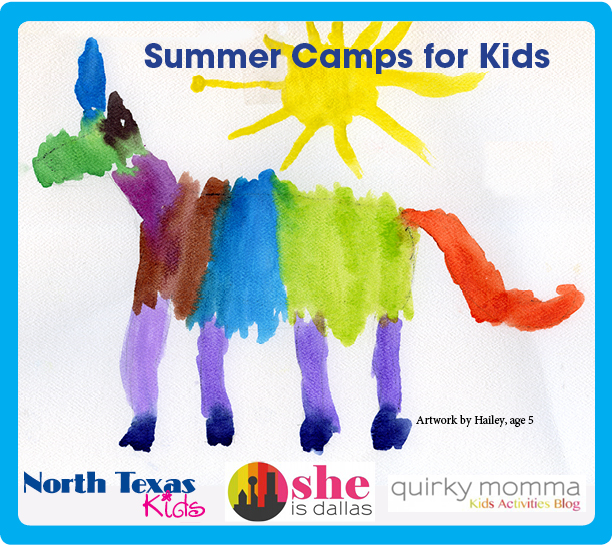 Summer Camps for kids in Dallas Fort Worth