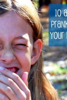 10 April Fools Day Pranks for Kids