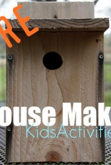 {Bird House} Make-over Story