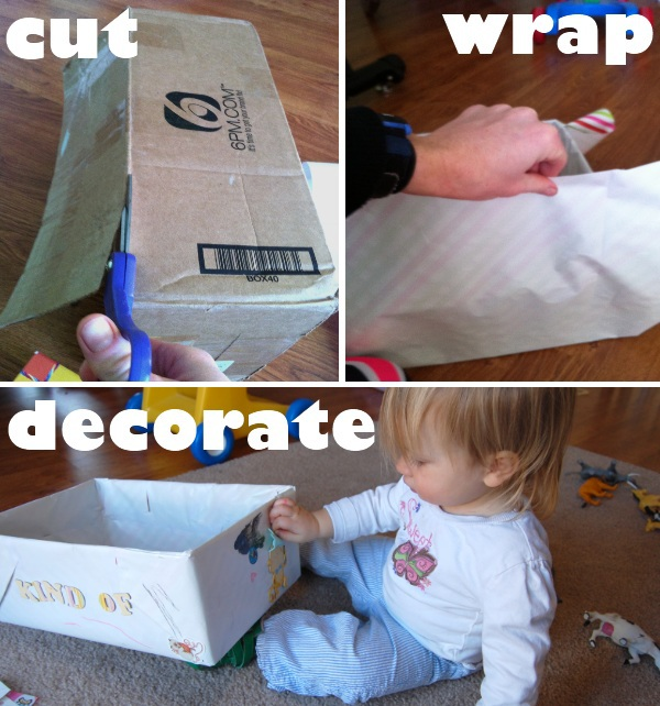 DIY doll bed 1