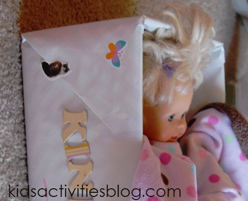 DIY doll bed 2