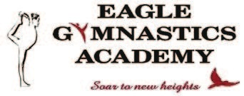 Eagle Gymnastics Academy logo Dallas Fort Worth