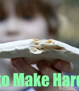 hardtack - how to make hardtack