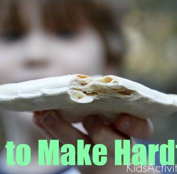 hardtack - how to make hardtack