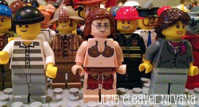 Lego harry potter in a bra