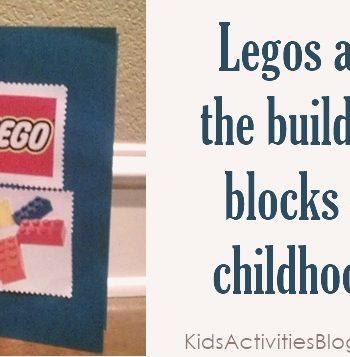 lego lapbook