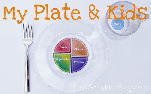My plate for kids my plate and kids pronofoot35fo Image collections