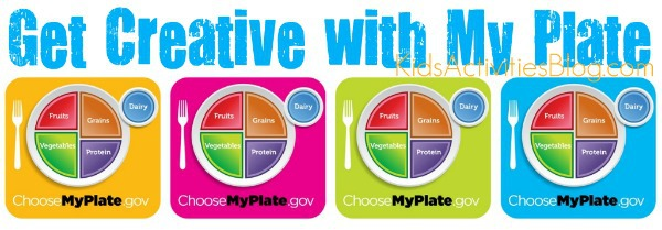 My Plate for Kids – My Plate Worksheet