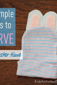 Children Helping Others: 3 Ways to Serve at Easter time