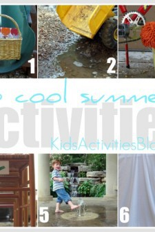 6 cool summer activities