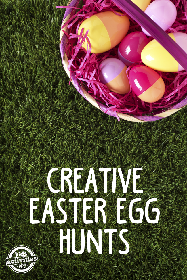 Creative-Egg-Hunts