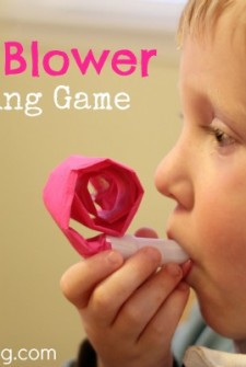 Games For Kids: Party Blower Spelling Game