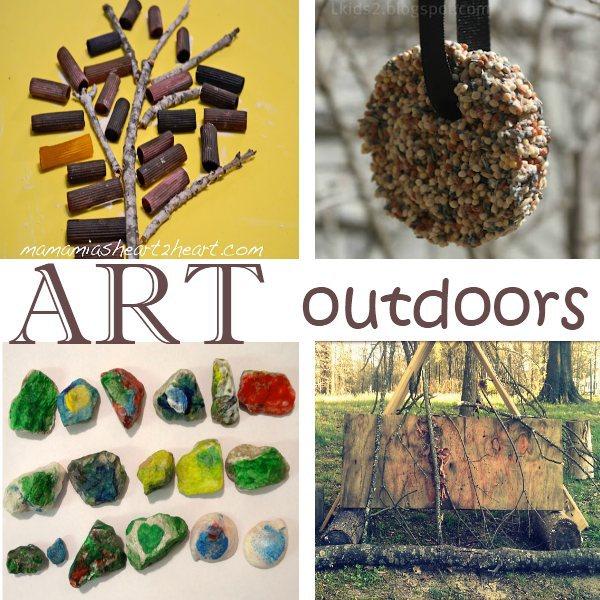 art outdoors