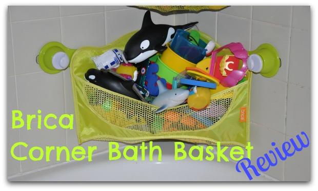 Brica Corner Bath Basket Review
