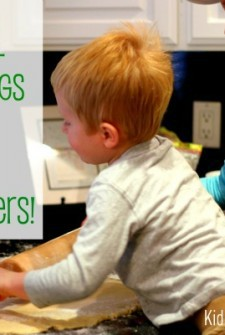 Cooking with Preschoolers – 5 Cool Things!