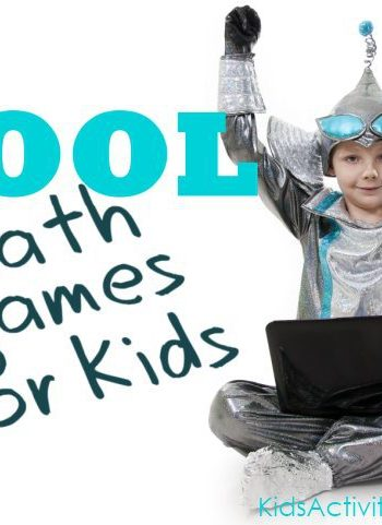 a collection of cool math games for kids