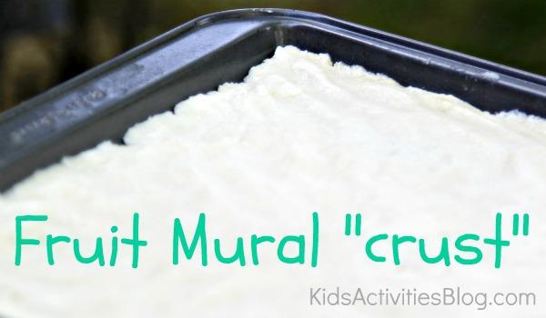 fruit mural crust