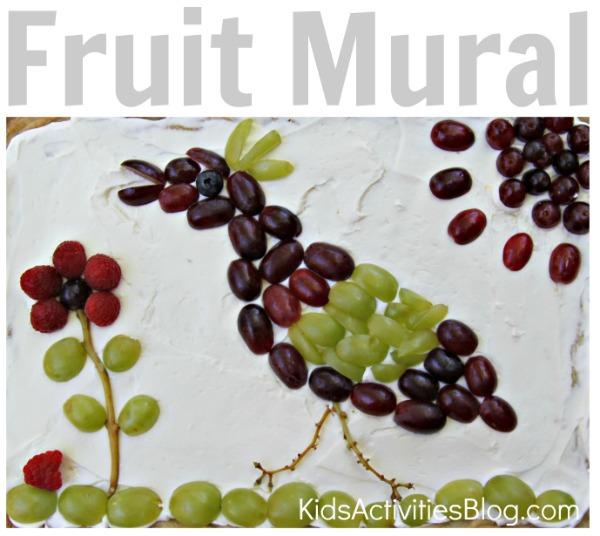Fruit Mural