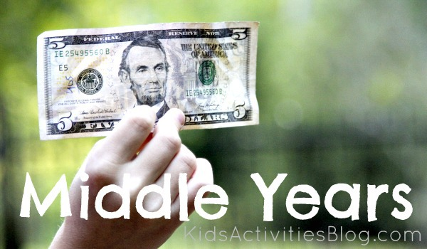kids and money middle years