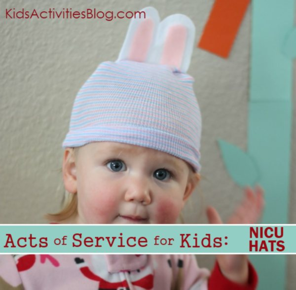 how to make nicu hat