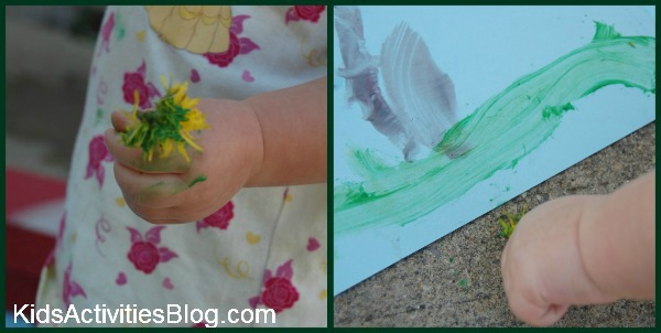 painting-with-dandelions