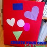 Create Your Own Felt Board