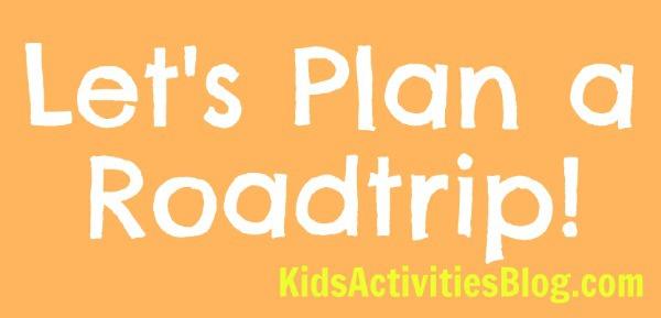 plan a roadtrip