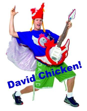 david chicken