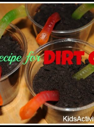 easy recipe for dirt cake