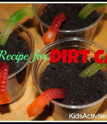 easy recipe for dirt cake