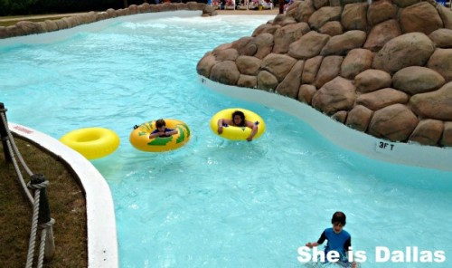 Lazy River at Hawaiian Falls