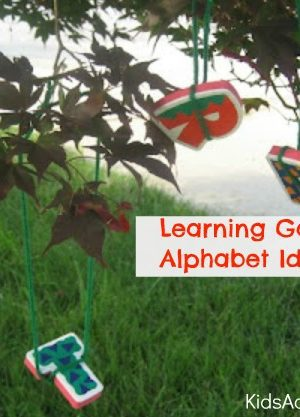 learning games Alphabet identification