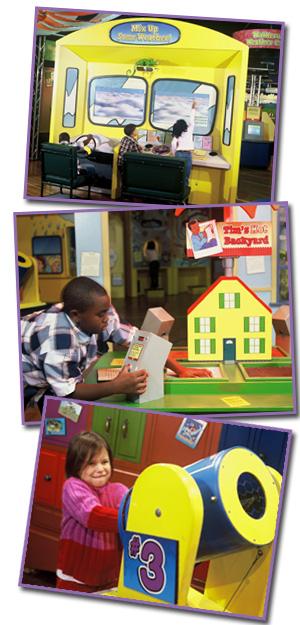magic school bus exhibit