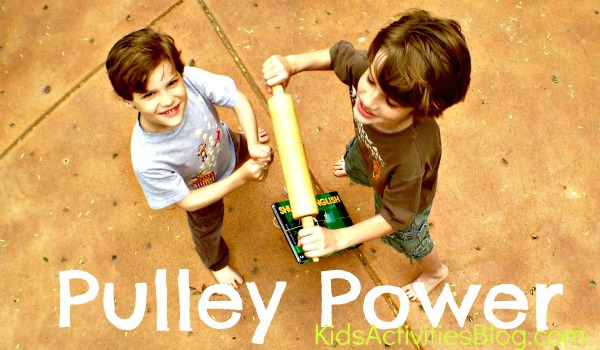 simple machines: pulleys