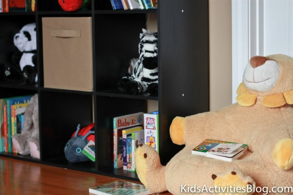 reading nook for baby