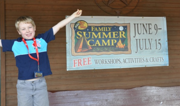 Bass pro summer camp
