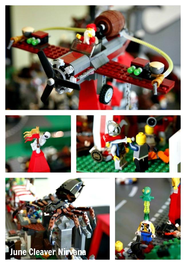 Lego city by Reid